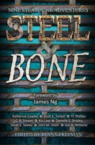 Steel and Bone front cover (newer)